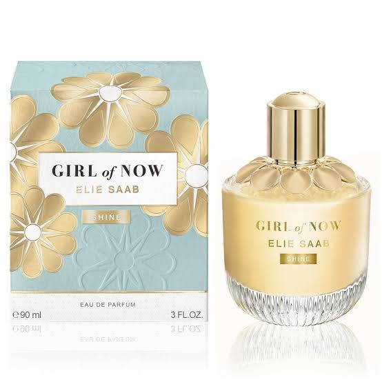 Girl of Now SHINE by ELIE SAAB