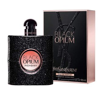 BLACK OPIUM EDP 90ML by YVES SAINT LAURENT