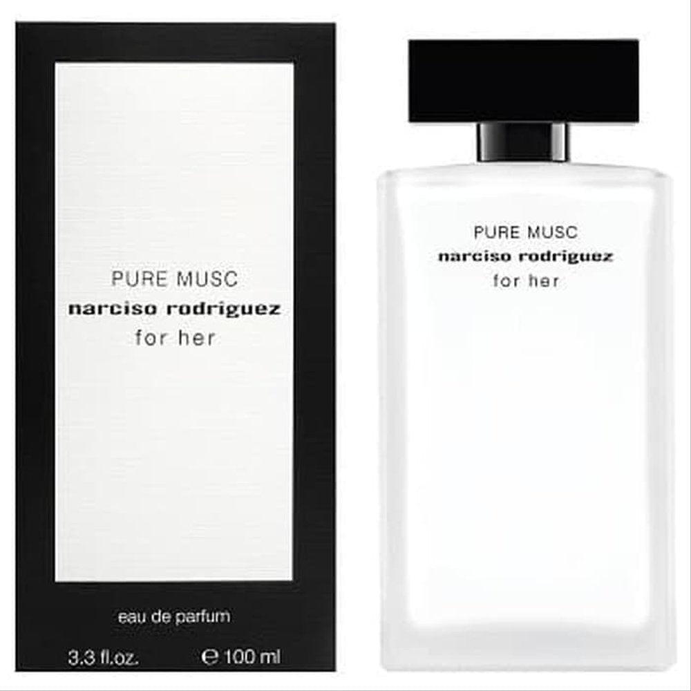 PURE MUSC for her by NARCISO RODRIGUEZ