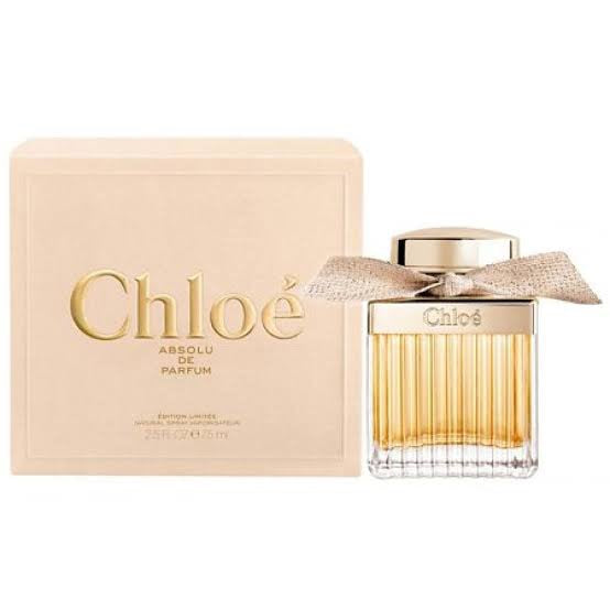 ABSOLU de PARFUM EDITION LIMITEE by CHLOE