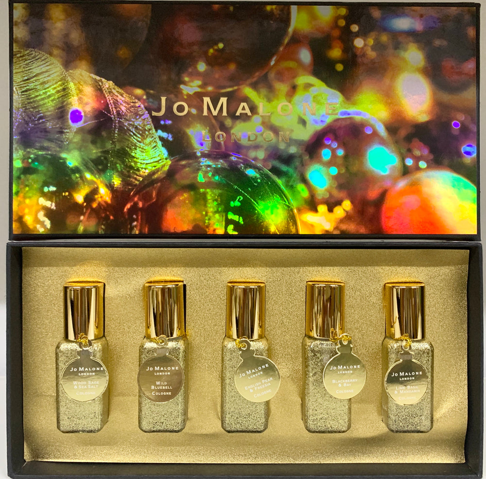 GIFT SET 5 in 1 GOLD EDITION by JO MALONE