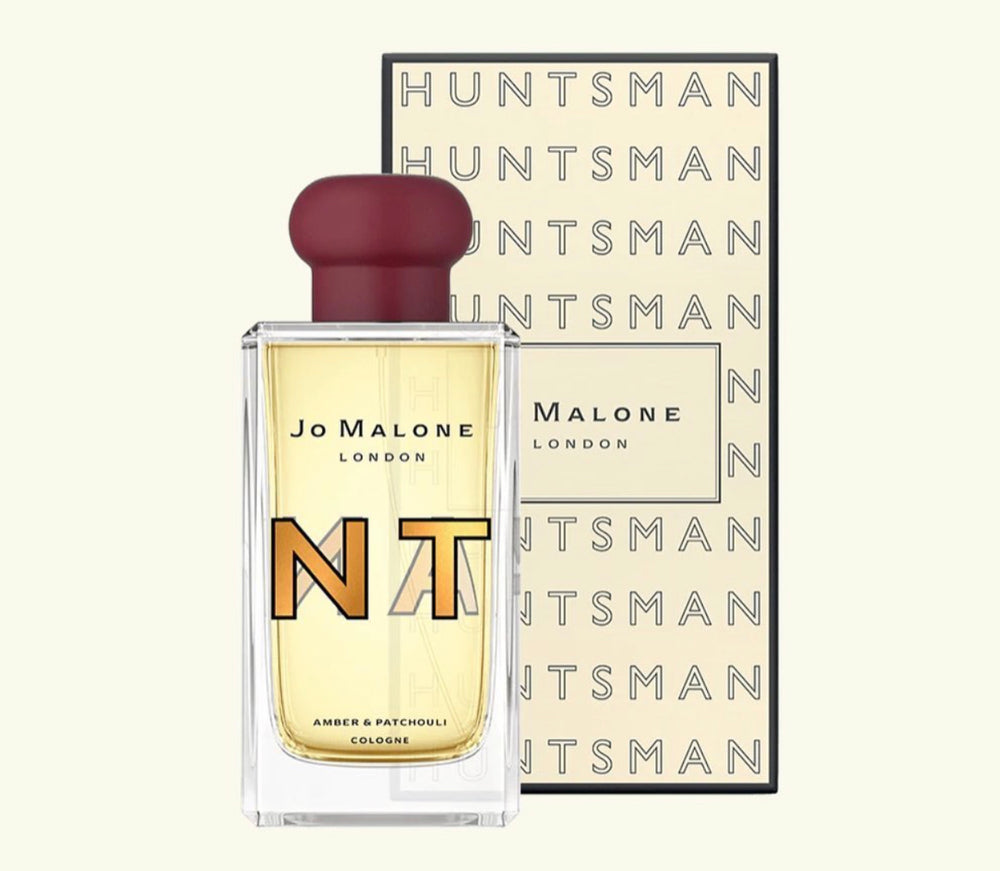 AMBER & PATCHOULI by JO MALONE HUNTSMAN