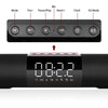 In Home Soundbar Subwoofer 3D Surround Support FM Radio Alarm Clock TF USB - SmartTechShopping