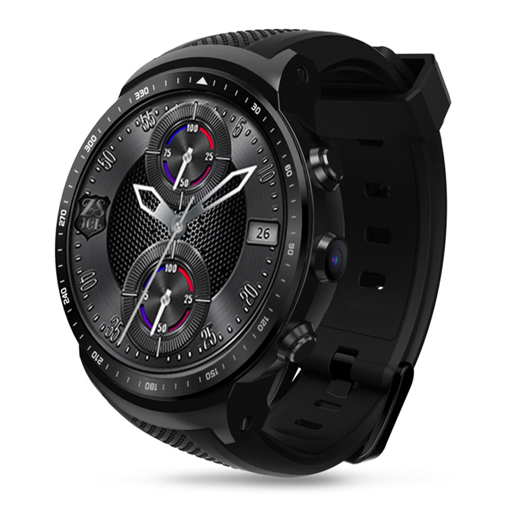 Zeblaze THOR PRO 3G Smartwatch Phone 1.53 inch Android 5.1 MTK6580 Quad Core 1.0GHz 1GB RAM 16GB ROM GPS Touch Screen Bluetooth