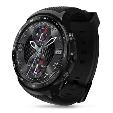 Zeblaze THOR PRO 3G Smartwatch Phone 1.53 inch Android 5.1 MTK6580 Quad Core 1.0GHz 1GB RAM 16GB ROM GPS Touch Screen Bluetooth - SmartTechShopping