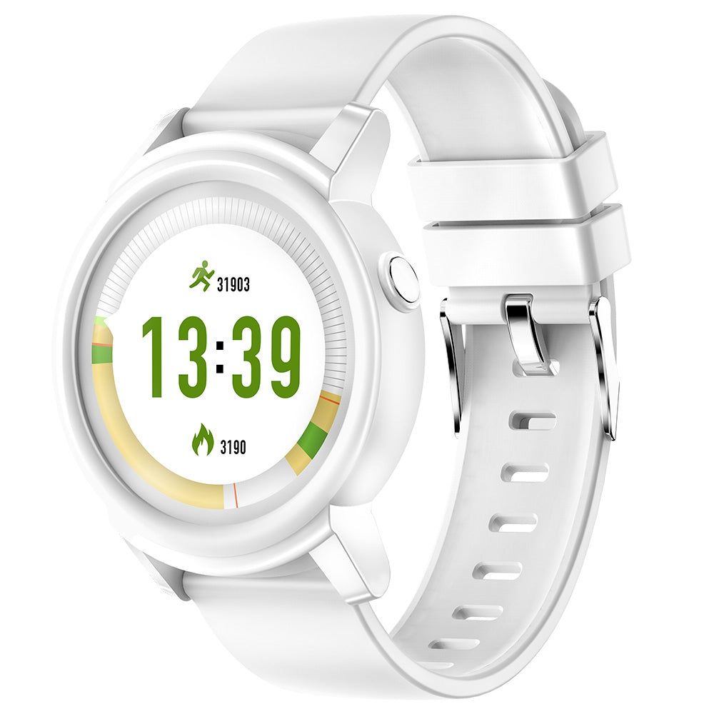NY01 Smart Watch 1.3 inch HS6620D 128KB RAM 1MB ROM Heart Rate Monitor IP67 Waterproof Step Count Sedentary Reminder 230mAh Built-in