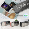 Really Awesome Cool Trendy Alarm Clock Bluetooth - SmartTechShopping
