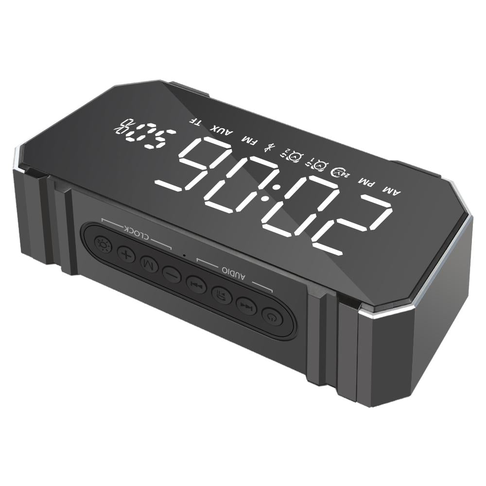 Really Awesome Cool Trendy Alarm Clock Bluetooth