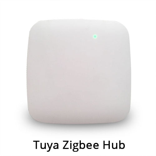 Tuya Zigbee Hub Smart Home Automation Scene Security Alarm Kit