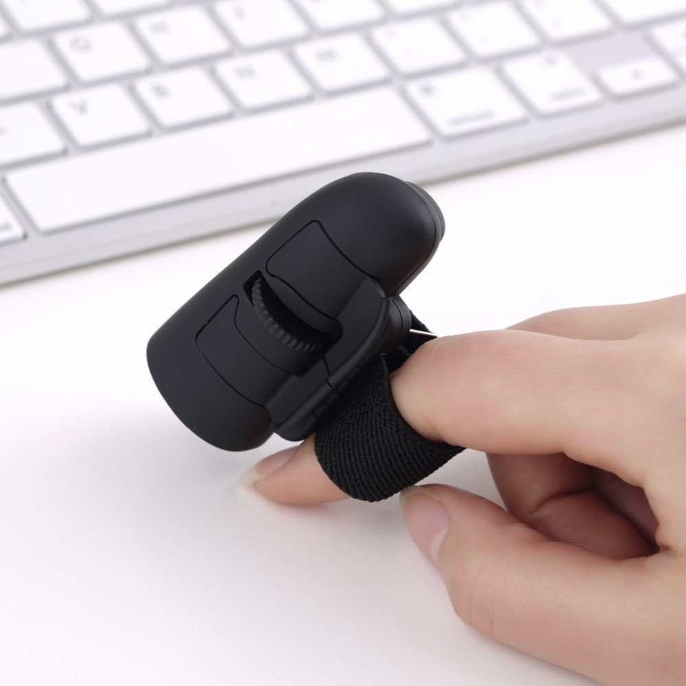 Bluetooth Finger Rings Optical Mouse