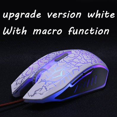 USB Optical Wired Gaming Mouse mice for Computer PC Laptop - SmartTechShopping