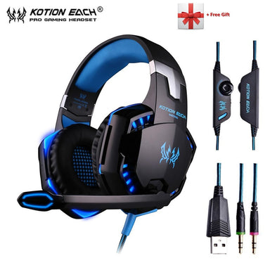 Gaming Headphones - SmartTechShopping