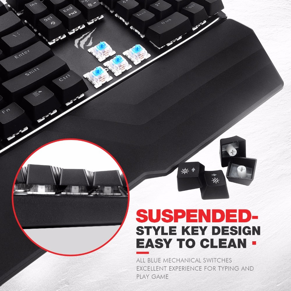 Wired Gaming Keyboard