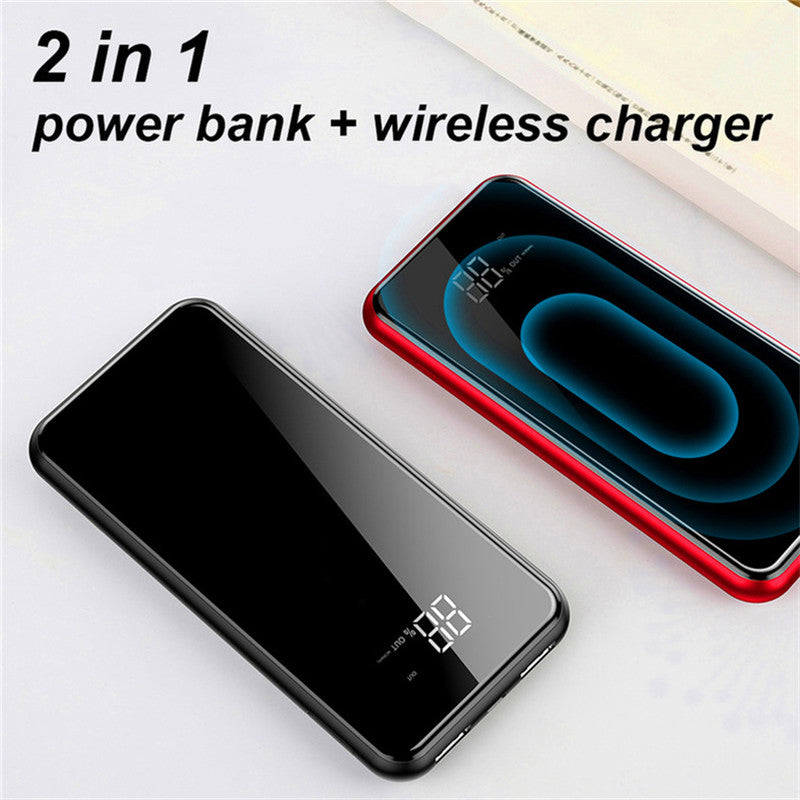 Wireless Portable Battery Charger