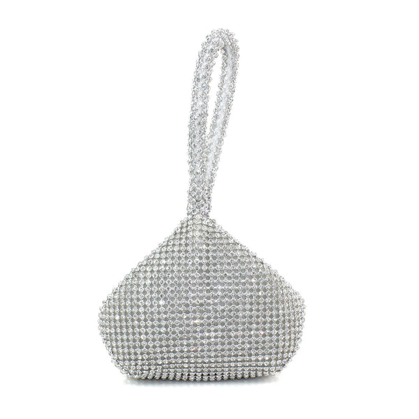 Rhinestone Wedding European Clutches & Evening Bags