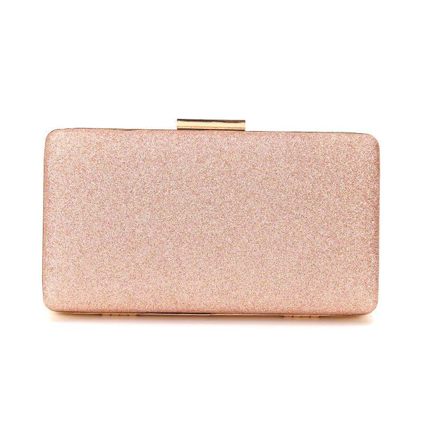 Polyester Party Flap European Clutches & Evening Bags