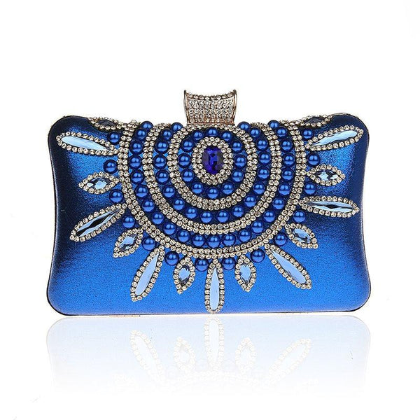 PU Versatile Pillow Clutches & Evening Bags