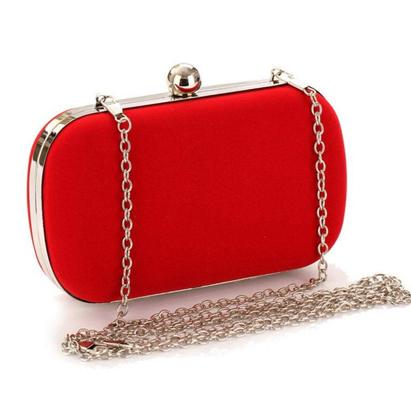 Polyester Wedding Rectangle European Clutches & Evening Bags