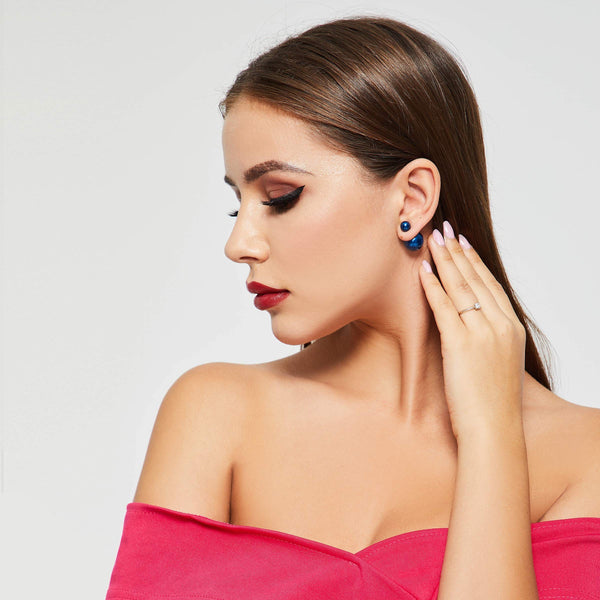 Alloy European Party Earrings