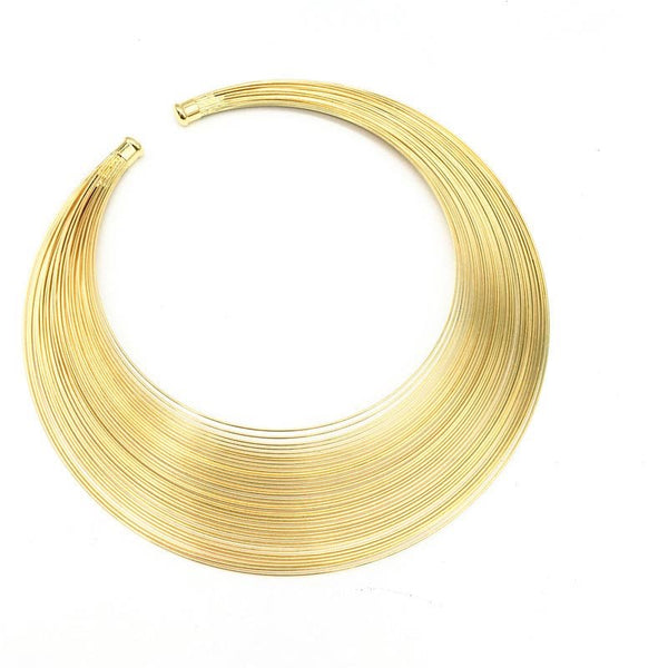 European E-Plating Plain Female Necklaces