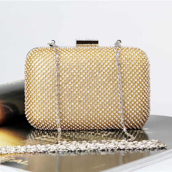 Versatile Rectangle PU Clutches & Evening Bags