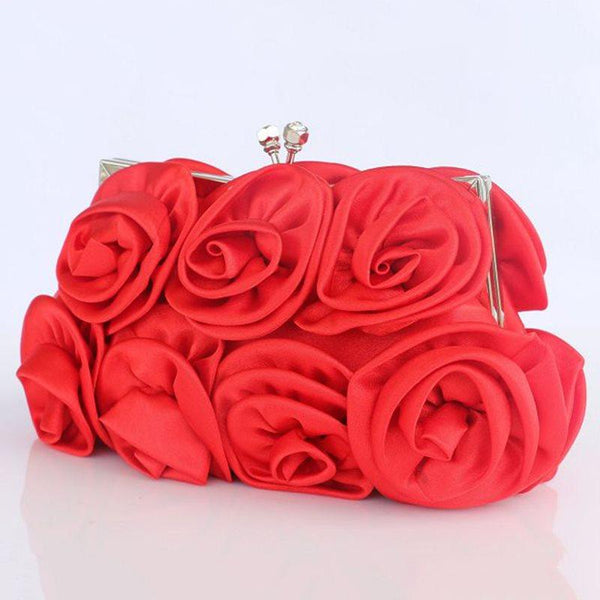 Velour Versatile Clutches & Evening Bags