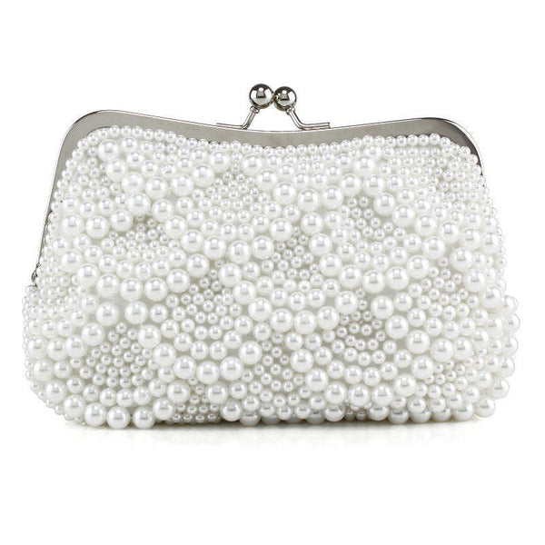 Banquet Shell Clutches & Evening Bags