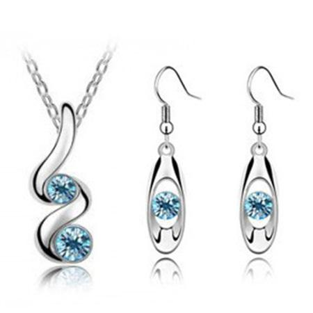 Earrings E-Plating Geometric Prom Jewelry Sets