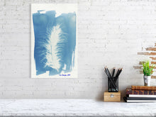Load image into Gallery viewer, FeatherCyanotypes 6