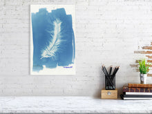 Load image into Gallery viewer, FeatherCyanotypes 2