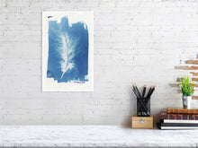 Load image into Gallery viewer, FeatherCyanotypes 11