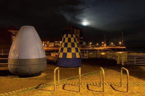 Buoy Sunderland by Jo Howell