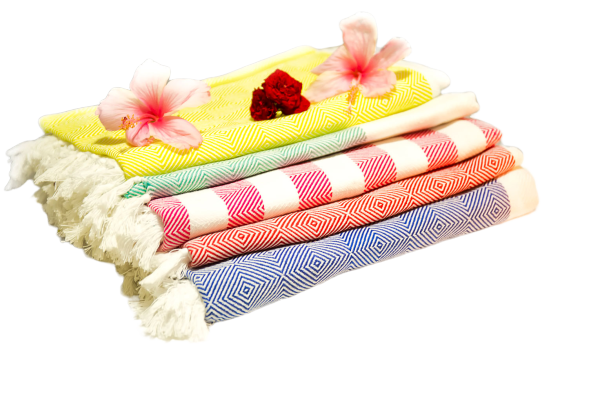 Cotton Hammam Towels