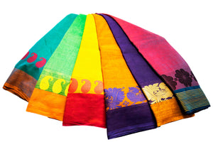 Hand Weave Sarees