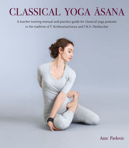 Yoga Books- Classical Yoga Asana