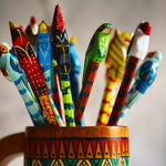 Wood Carved-Pencils