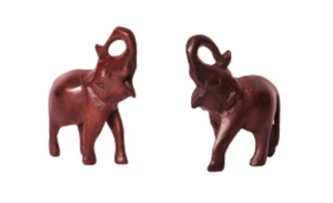 Wooden Elephant - Small