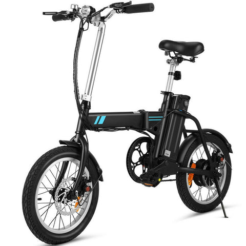 foldable electric bike