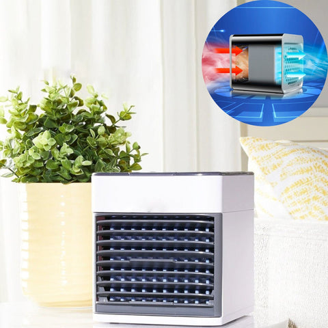 portable air conditioners that don't have to be vented
