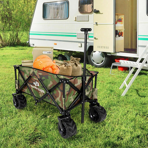 collapsible wagons