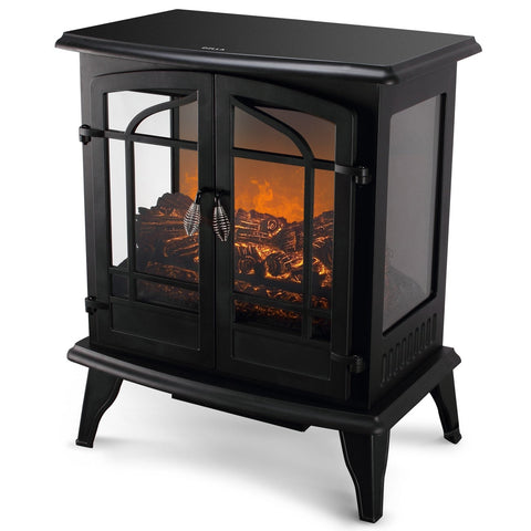 best portable fireplace