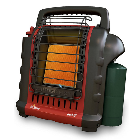 portable propane heater