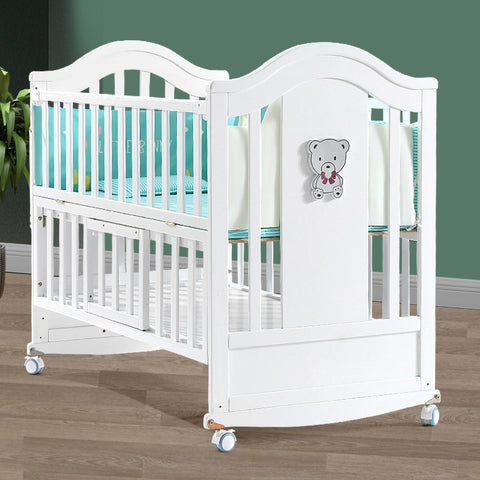 convertible mini crib