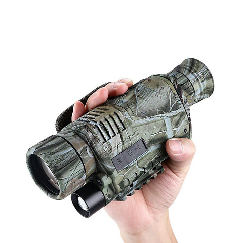 monocular with night vision