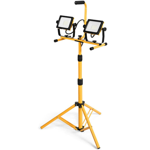 standing work light