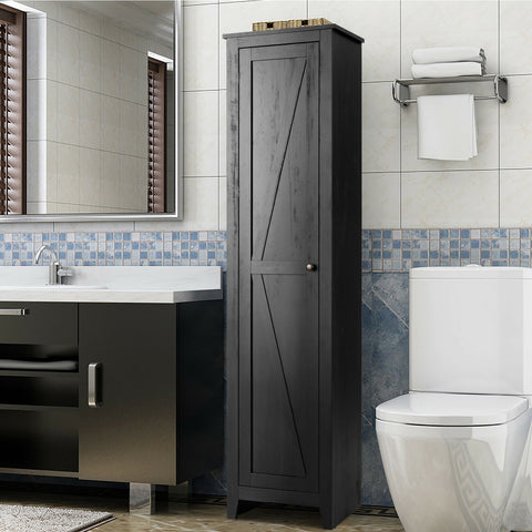 tall bathroom cabinet