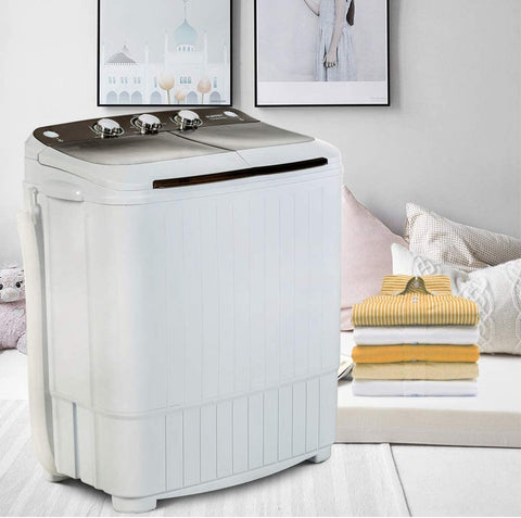 portable machine and dryer