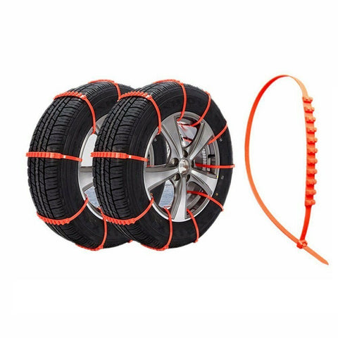 snow tire chain
