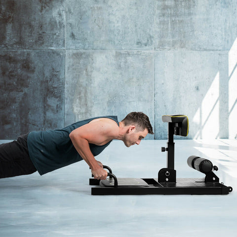 squat assist machine