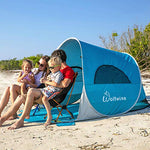 Easy Pop Up Beach Tent Instant Sun Shelter Shade Baby Canopy - Morealis